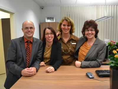 Geschäftsstelle Birkenfeld Erstrahlt In Neuem Glanz
