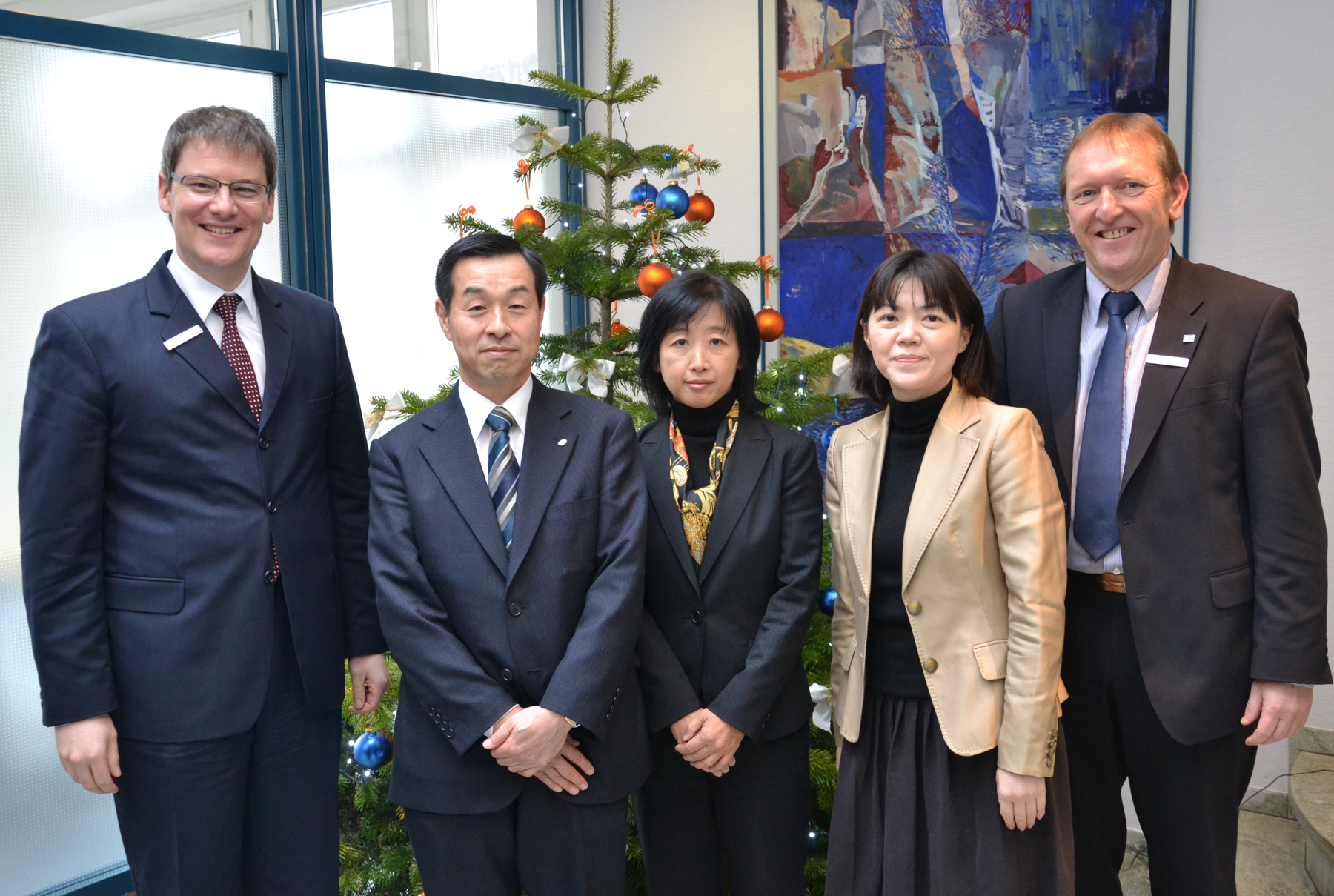 Genossenschaftliche Ideen Für Japan