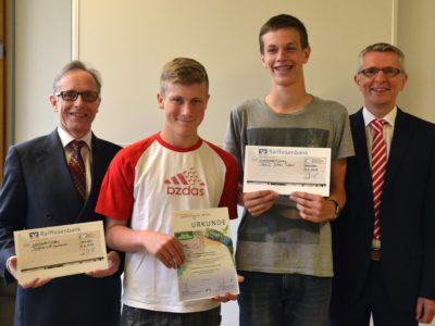 5. Landespreis Geht An Das Friedrich-List-Gymnasium Gemünden