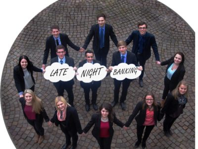 "Azubiprojekt ""Late Night Banking"""