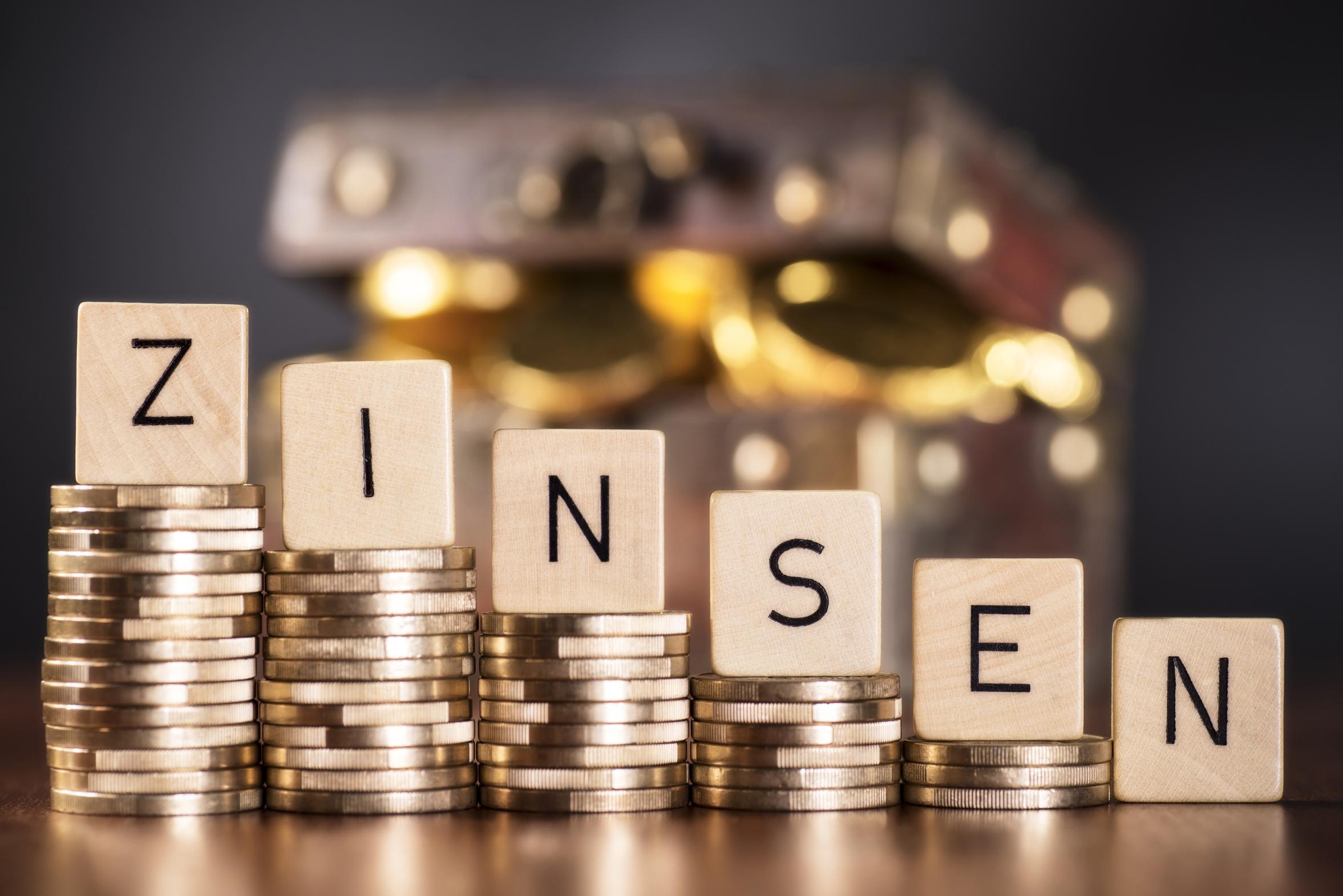 Kaum Noch Zinsen – Wie Man Jetzt Sein Geld Anlegen Sollte