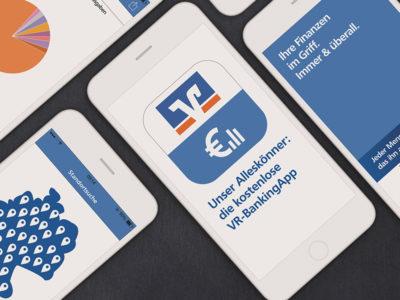 Stiftung Warentest: VR-Banking-App überzeugt