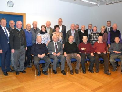 60, 90 Und Sogar 105 Jahre Treue Zur Genossenschaft
