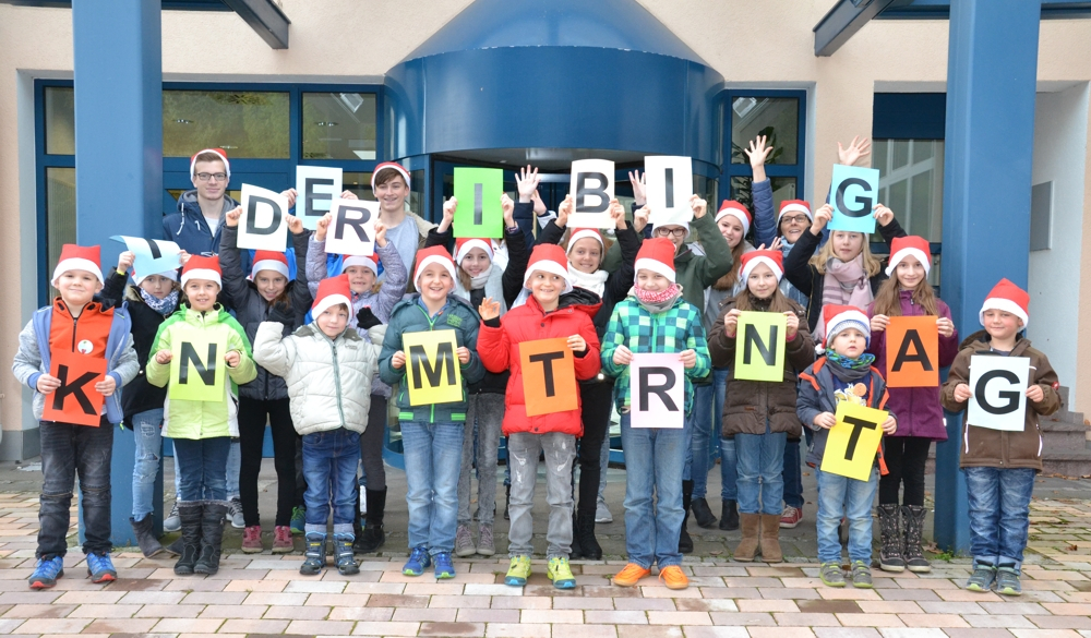 4. Kindermitbringtag Am 22.11.2017 In Lohr A. Main