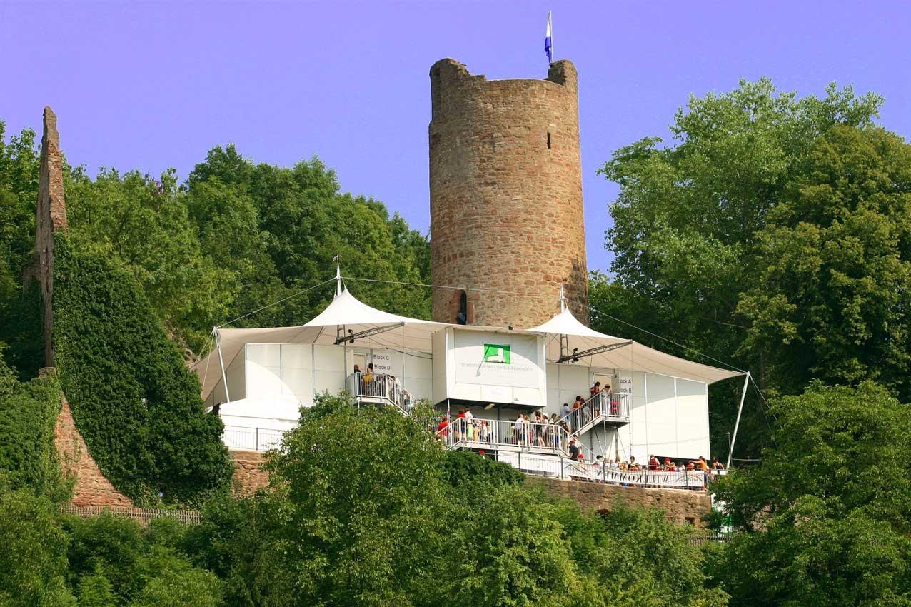 Scherenburgfestspiele In Gemünden