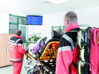 Cardio Angel: Telemedizin Im Rettungswagen