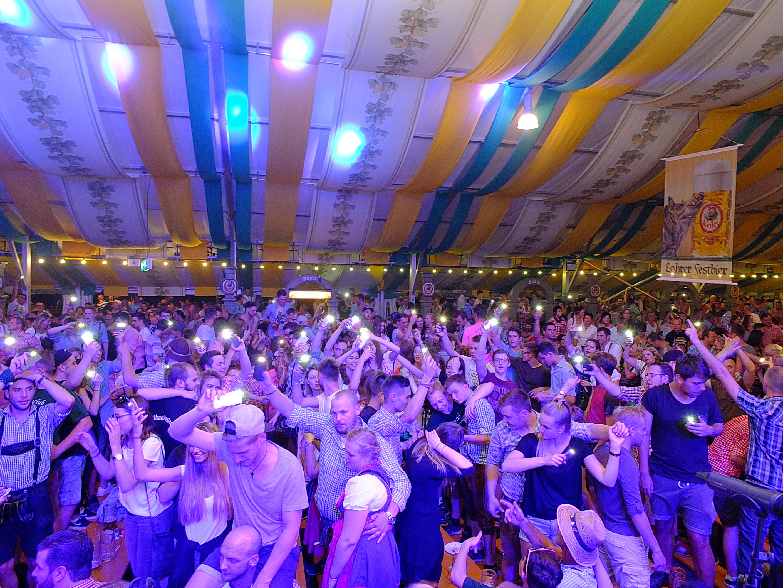 Großer Raiffeisen-Jubiläumsabend Am 26. Juli 2018