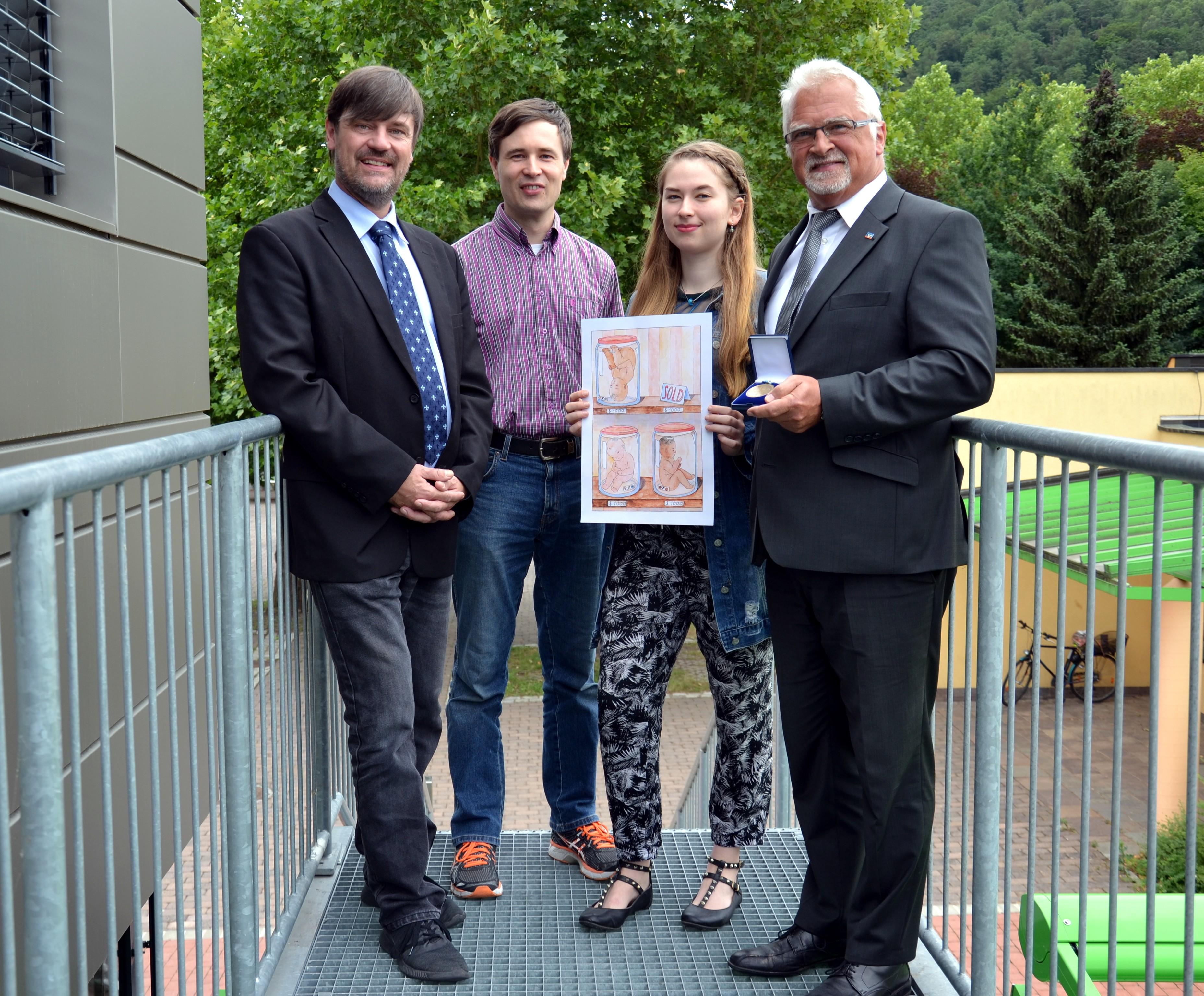 48. Jugendwettbewerb – Gewinnerin Des Förderpreises