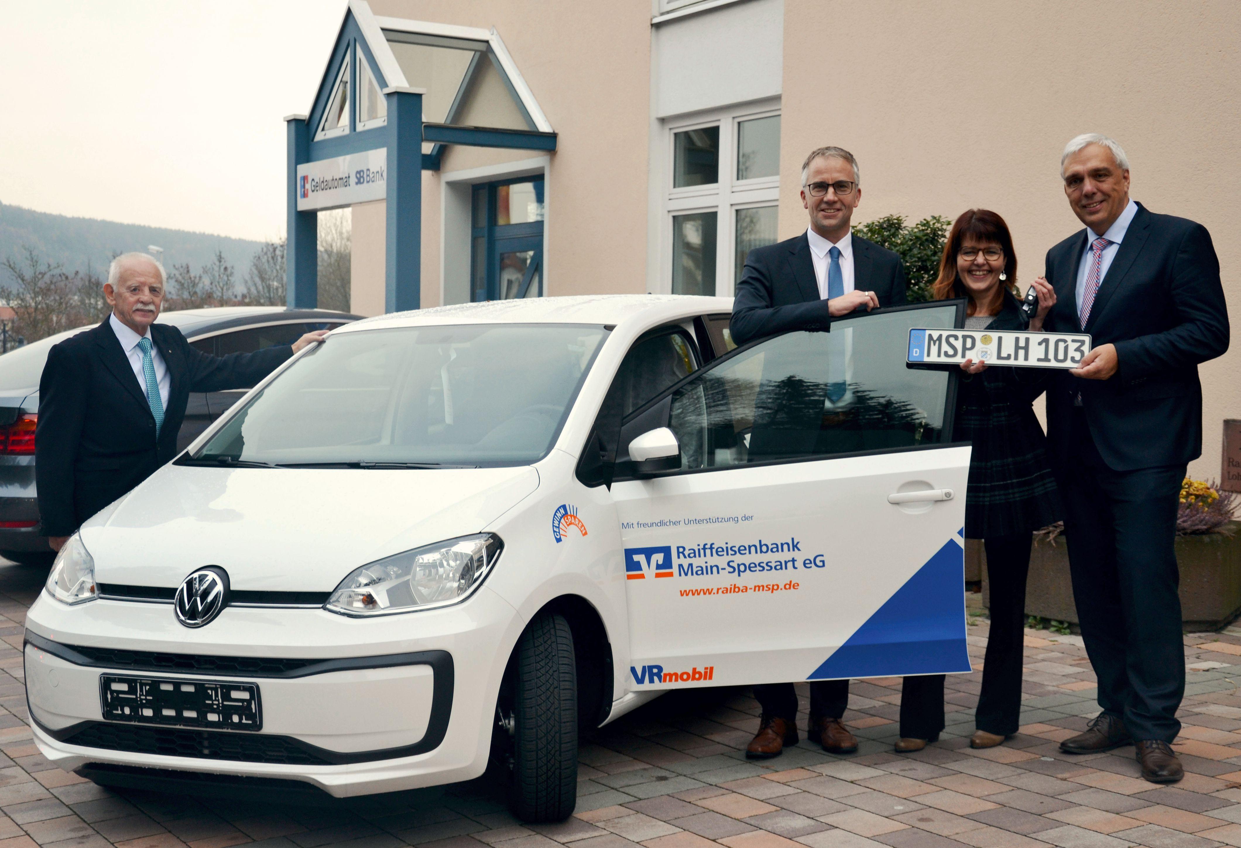 VRmobil An Ambulant Unterstützes Wohnen Der Lebenshilfe Main-Spessart In Gemünden