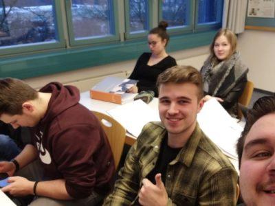 Die Azubis Im 3. Lehrjahr Besuchen Die ABG (Schulungszentrum) In Beilngries