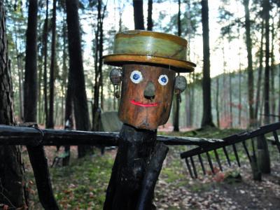 Im Märchenwald Unterwegs