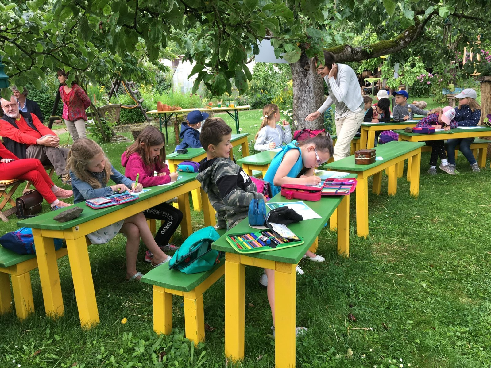 Das Grüne Klassenzimmer