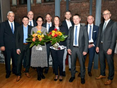 Raiffeisenbank Gratuliert Langjährigen Mitarbeitern