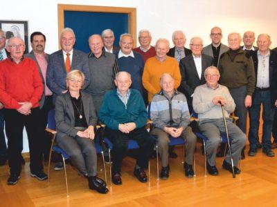 60, 80, 90 Und Sogar 100 Jahre Treue Zur Genossenschaft